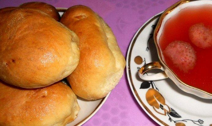 Пирожки в домашних условиях с фото пошагово